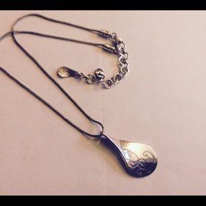 Brighton Swirl Pendant Necklace